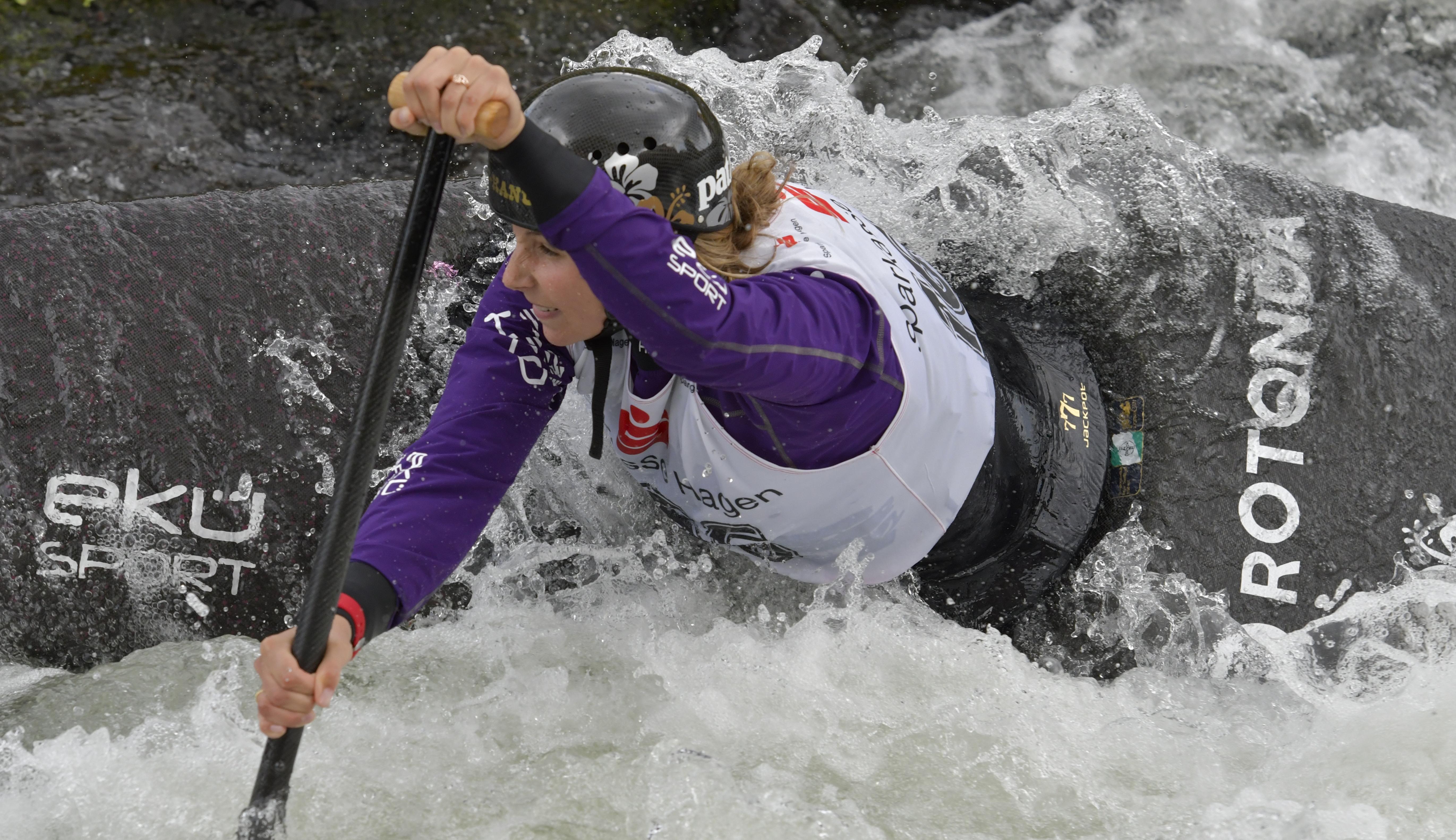 Kanu-Slalom