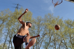 Basketball, Oberhausen Open Area