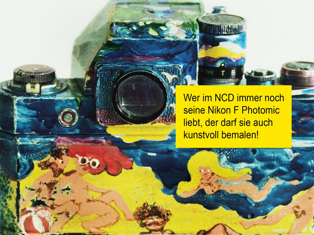 NCD Rückblick